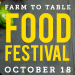 Farm to Table Food Festival