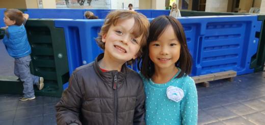 Judah and Claire, Club J Kids